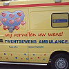 De Twentsewens Ambulance
